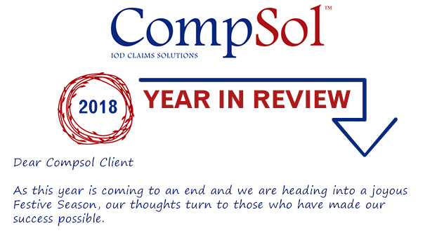 CompSol 2018 year in review