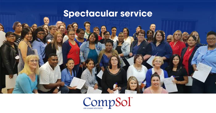 spectacular service